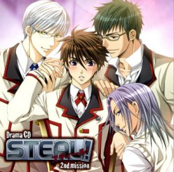 Drama CD STEAL!2nd.mission