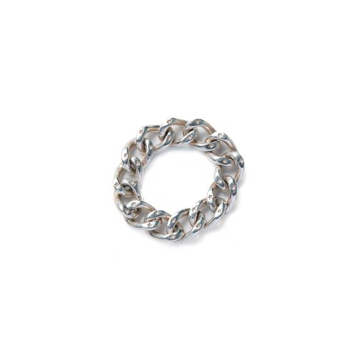 <img class='new_mark_img1' src='https://img.shop-pro.jp/img/new/icons15.gif' style='border:none;display:inline;margin:0px;padding:0px;width:auto;' />CALEEキャリー 「Silver chain ring」