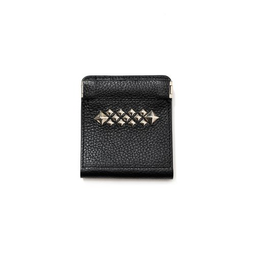 <img class='new_mark_img1' src='https://img.shop-pro.jp/img/new/icons15.gif' style='border:none;display:inline;margin:0px;padding:0px;width:auto;' />CALEEキャリー 「Studs leather multi wallet」