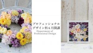 プロフェッショナルデザイン科 <br> 水曜クラス 6月開講 <span style=