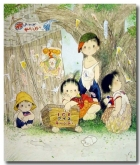 日本人が愛読されている絵本の中国語バージョン