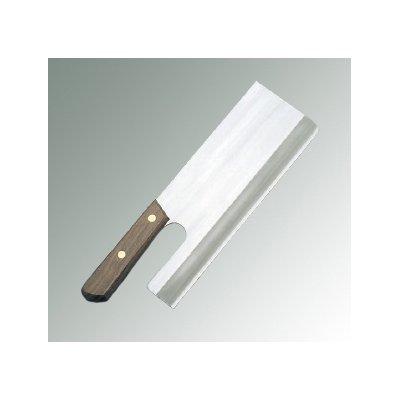 全鋼 麺切庖丁 24cm(A-1031)