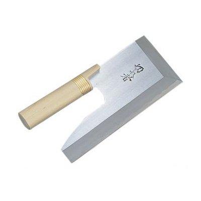 ステンレス鋼 麺切庖丁 切れ者 A-1028