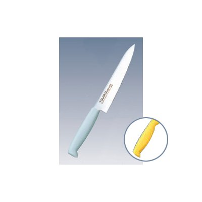 トウジロウ カラー庖丁 ペティーナイフ 12cm イエロー
