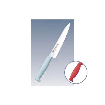 トウジロウ カラー庖丁 ペティーナイフ 15cm レッド