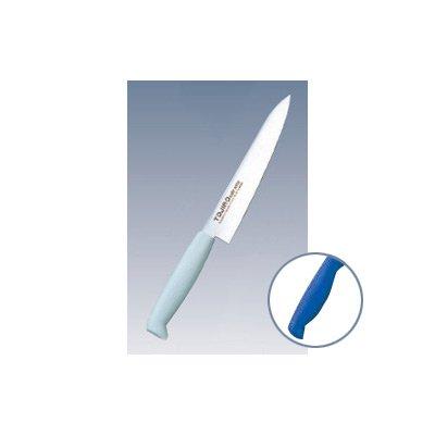トウジロウ カラー庖丁 ペティーナイフ 15cm ブルー
