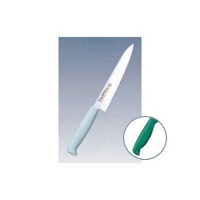 トウジロウ カラー庖丁 ペティーナイフ 15cm グリーン