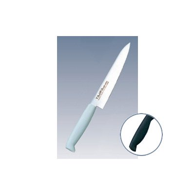 トウジロウ カラー庖丁 ペティーナイフ 15cm ブラック