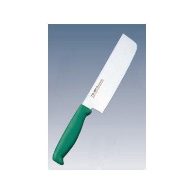 トウジロウ カラー庖丁 薄刃 16.5cm グリーン