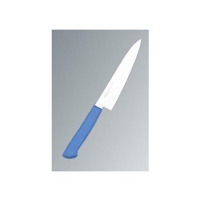 マスターコック 抗菌カラー庖丁(本刃付) ペティーナイフ MCPK180 ブルー