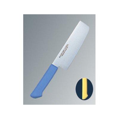 マスターコック 抗菌カラー庖丁(本刃付) 菜切 MCNK160 イエロー