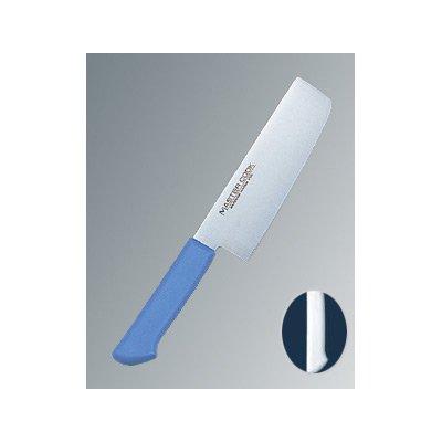 マスターコック 抗菌カラー庖丁(本刃付) 菜切 MCNK180 ホワイト