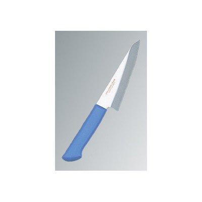 マスターコック 抗菌カラー庖丁(本刃付) 骨スキ MCHK150 ブルー