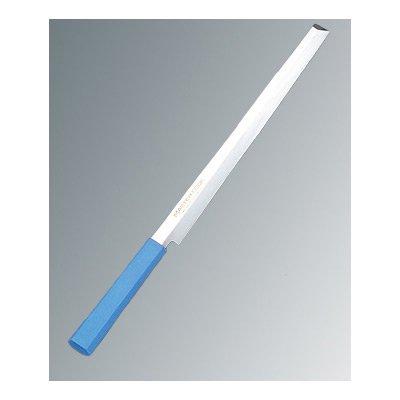 マスターコック 抗菌カラー庖丁(本刃付) 蛸引 MCTK300 ブルー