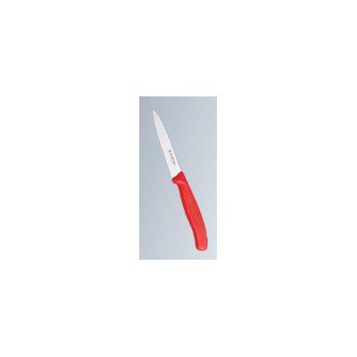 VICTORINOX スイスクラシックフルーツシリーズ ペティーナイフ波刃 RD 10cm