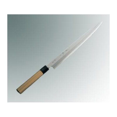兼松作 銀三鋼 柳刃 27cm