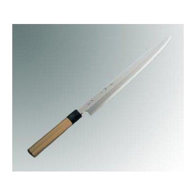 兼松作 銀三鋼 柳刃 33cm
