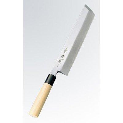 兼松作 日本鋼 鱧切り(骨切り) 33cm
