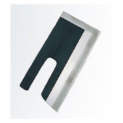 正本 本霞(玉白鋼) そば切り庖丁 30cm