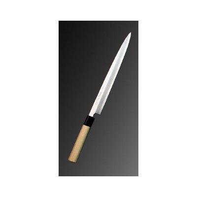 堺實光 上作(白鋼二号) 刺身(柳刃) 21cm