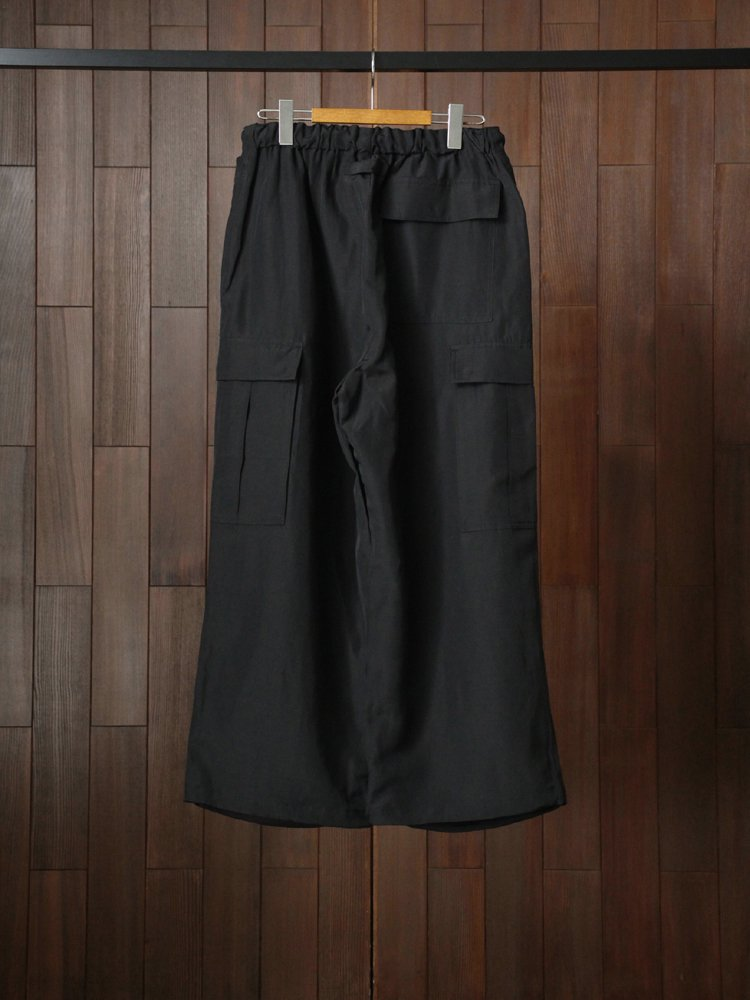 OVER PANTS #BLACK