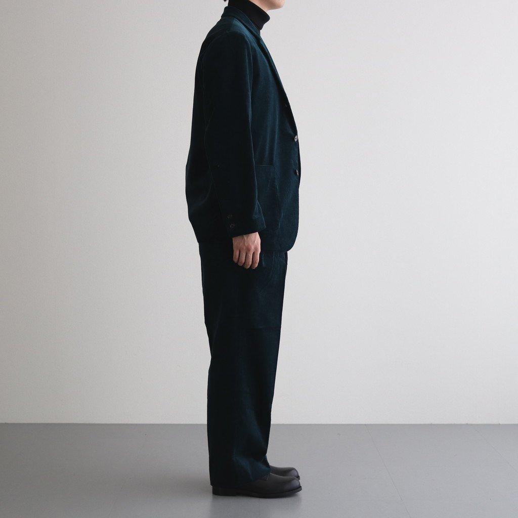 SUCK COAT #DARK JADE [A20C-06JK01C]