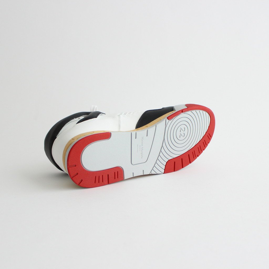 DEADSTOCK BASKET LOW #RED [S37WS0561]