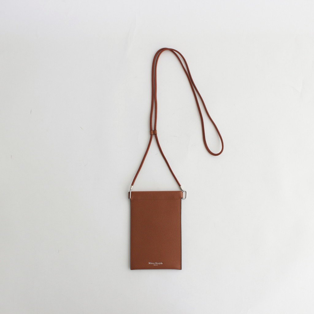 IPHONE POUCH CASE #CUOIO [S55UI0207]