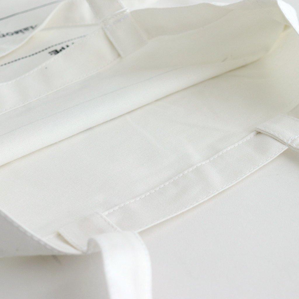 1CON TOTE BAG #WHITE [S55WC0127]