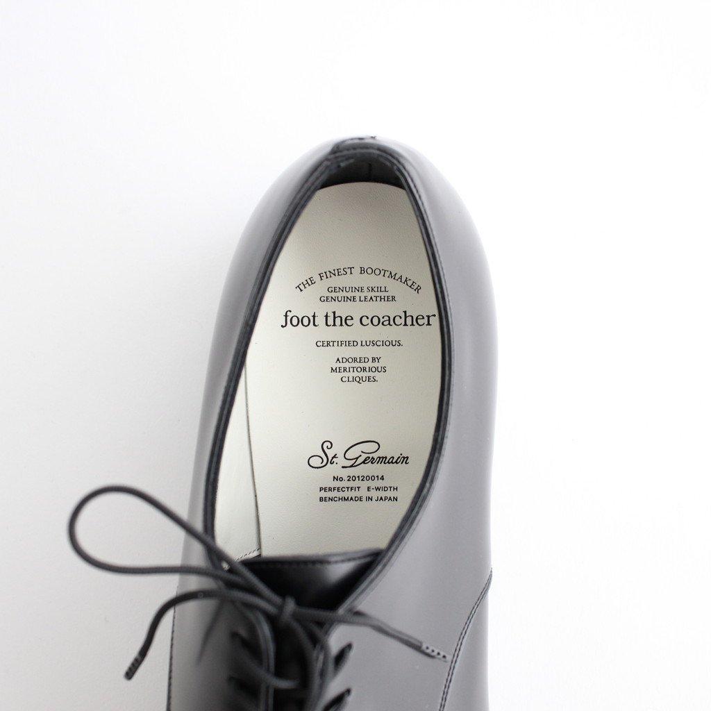 MOLTON BLUCHER (CREPE SOLE) #BLACK [FTC2034005]