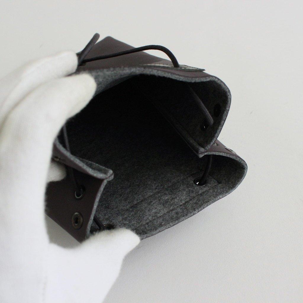 BAUM BAG #CHARCOAL [212-52051]