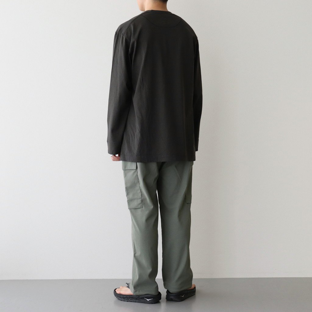 PROSPECT CARGO TROUSERS #OLIVE [212-43061]