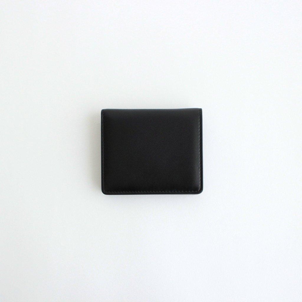 COMPACT BI FOLD #BLACK [S56UI0140]