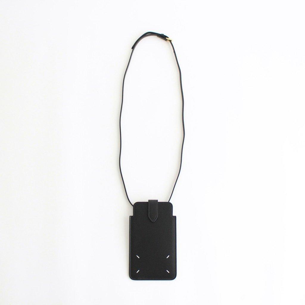 PHONE NECK POUCH #BLACK [S56UI0211]