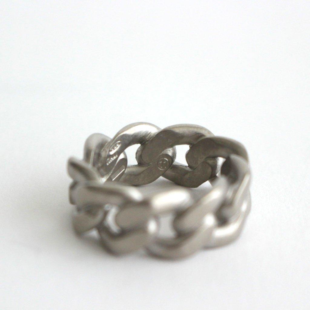 RING #SILVER [SM1UQ0051]