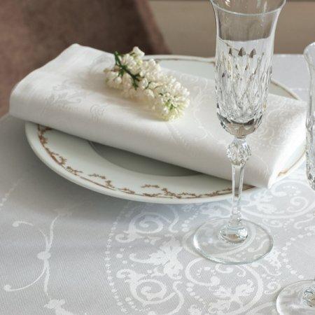 ナプキン コンテス ブラン ホワイト(4枚セット)