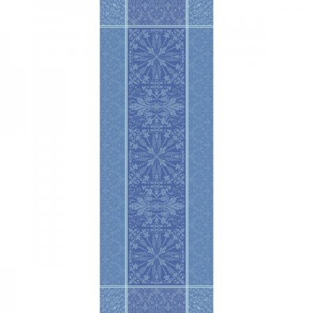 【撥水GS】テーブルランナー カッサンドル サファイア
