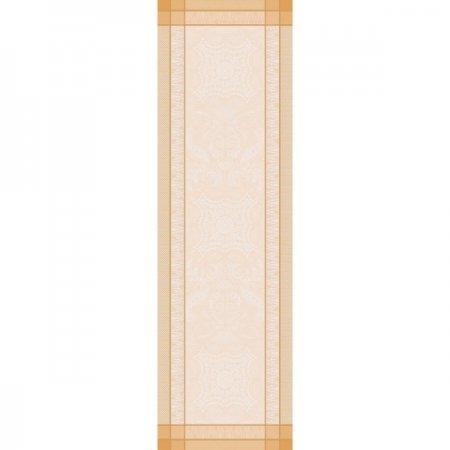 【撥水GS】テーブルランナー ペルシナ ゴールド