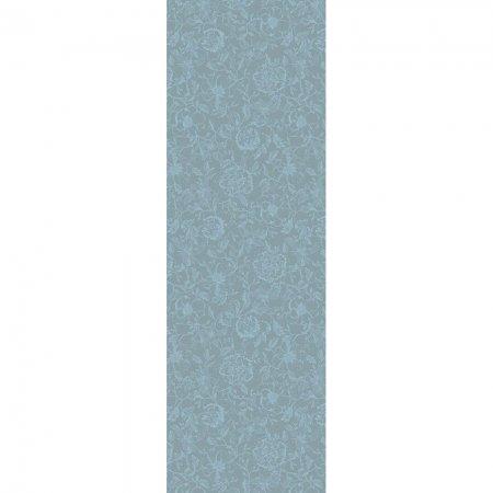 テーブルランナー(撥水なし) ミルシャルム ルイ16世ブルー