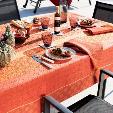 テーブルクロス(撥水なし) ミルバスティード ガランス