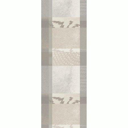 【撥水コート】テーブルランナー ミルマティエール ライトグレー