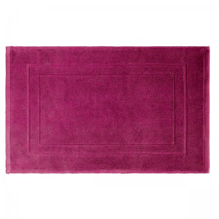 バスマット エレア フクシア(赤紫)