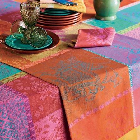 テーブルランナー(撥水なし) ミルホーリー フェスティバル