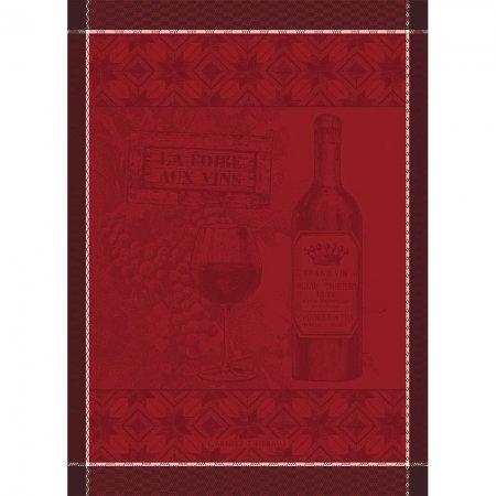 キッチンタオル(トーション) ワインフェア ボルドー