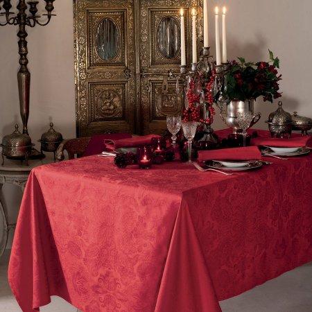 テーブルクロス(撥水なし) ミルイサフィール グルナ