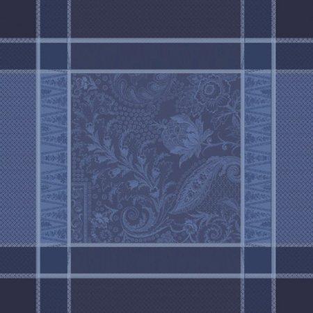 ナプキン ペルシナ ダークブルー(4枚セット)