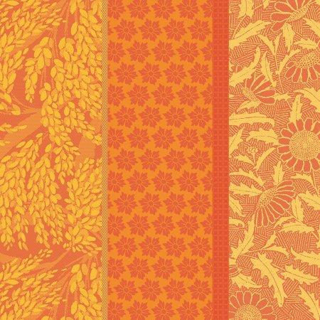 ナプキン グラミネ オレンジ(4枚セット)
