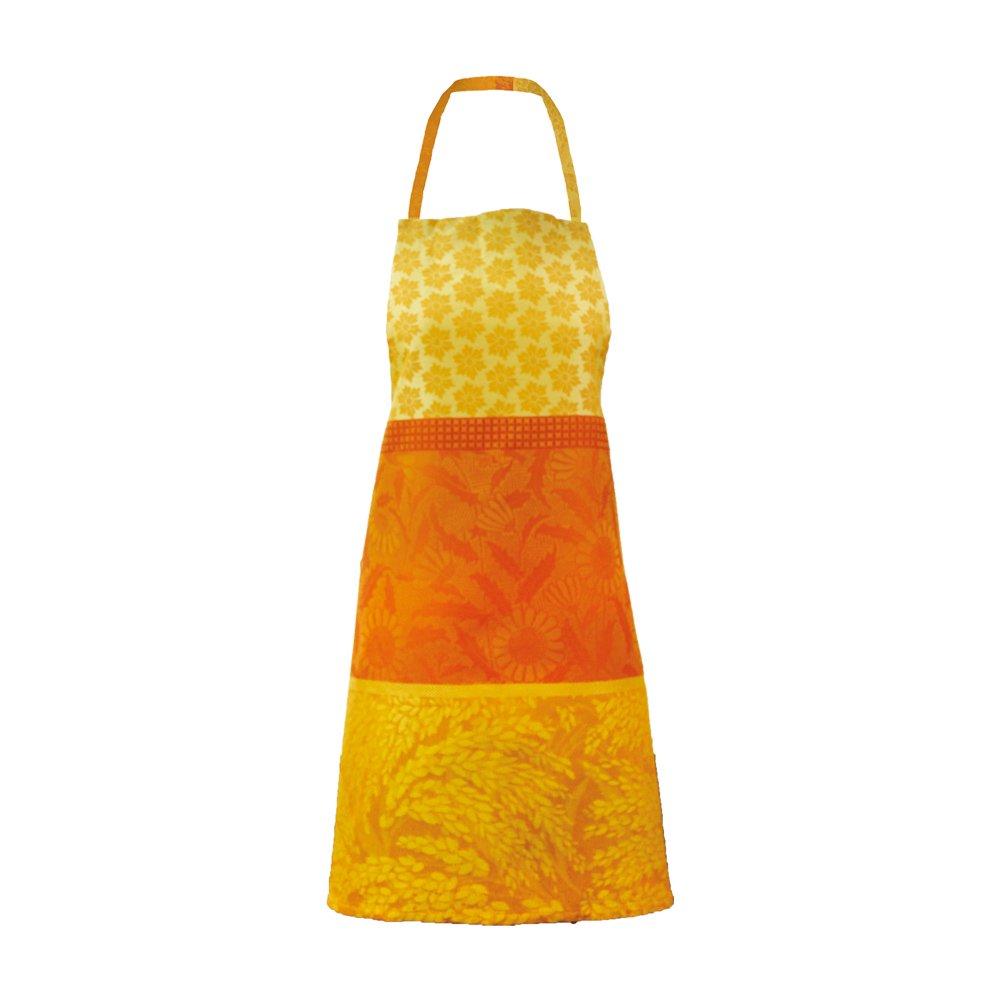 ガルニエティエボー 【撥水GS】エプロン グラミネ オレンジ