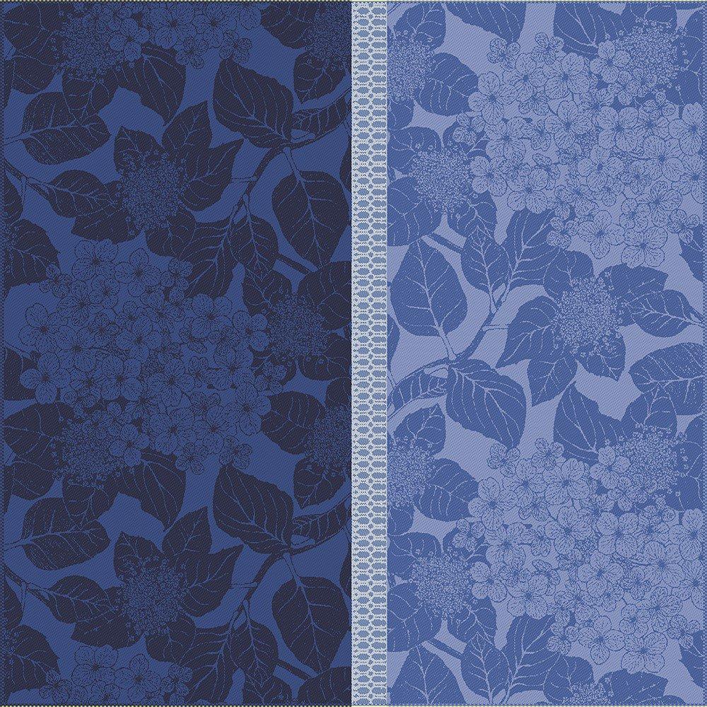 ガルニエティエボー ナプキン オルタンシア ブルー(4枚セット)