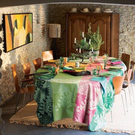 テーブルクロス(撥水なし) ミルパルマ ポップ
